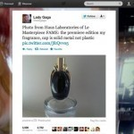 Lady Gaga announces 'affordable' version of Fame fragrance