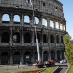 Colosseum restoration to start in December: official