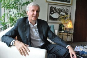 James Cameron launches 3D joint venture in China