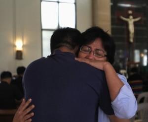 More images of Secretary Robredo's memorial
