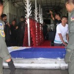 PNoy brings Robredo's body to Naga