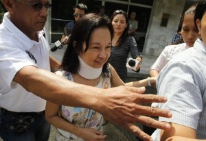 Sandiganbayan won't order Arroyo's re-arrest