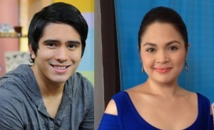 Judy Ann 'salutes' Gerald Anderson