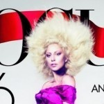 Lady Gaga fronts 'Vogue' September issue