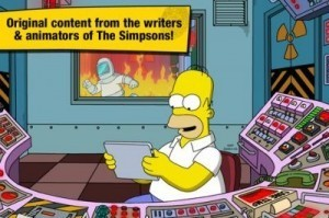 Top iPhone apps: The Simpsons, Bravo Force