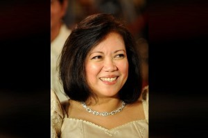 Sereno is PHL's first female chief justice