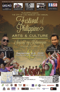 POPULAR HEADLINERS AND CULTURAL PRIDE SHARE THE SPOTLIGHT AT FPAC 21
