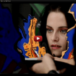 Watch: behind the scenes of Kristen Stewart's Florabotanica campaign