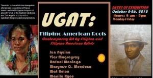 Filipino American History Month Art exhibit spotlights Filipino American roots