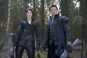 Trailer: Jeremy Renner and Gemma Arterton in 'Hansel & Gretel'