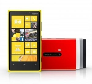 Nokia unveils Lumia 920 running Windows 8