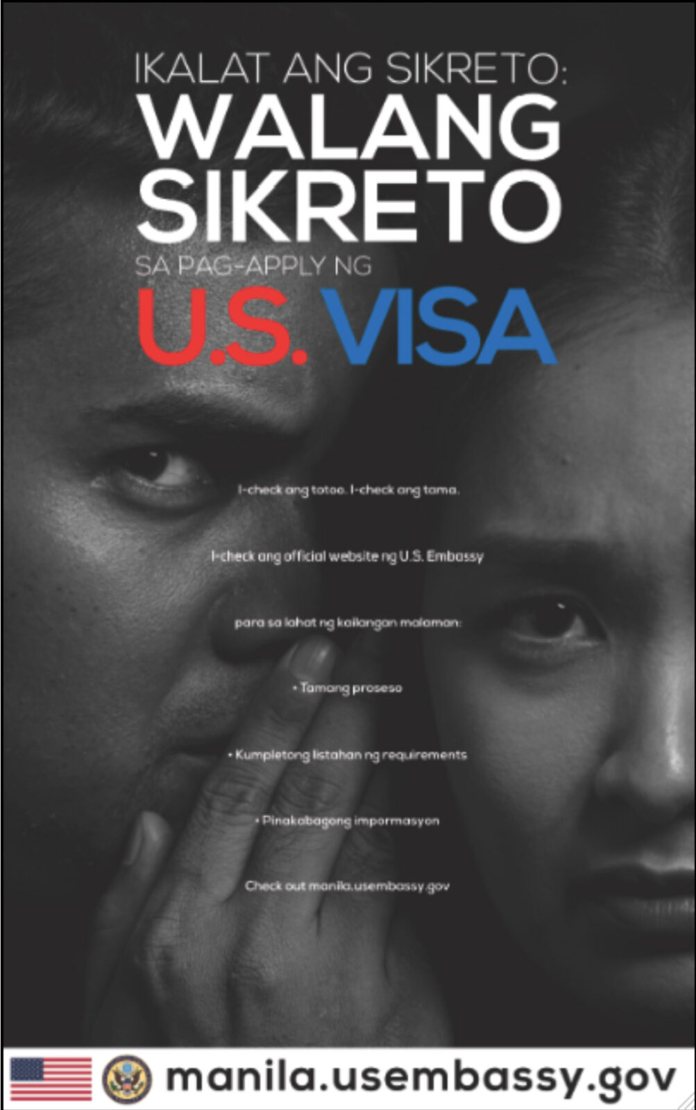 US Embassy Launches Campaign Vs Visa Scams The US Asian Post - Hotels near us embassy manila