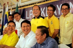 LP finally reveals senatorial line-up