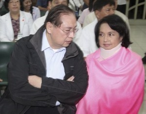 Former Pres. Arroyo refuses to enter plea