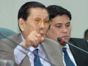 Enrile to FATF: Don't dictate on PHL