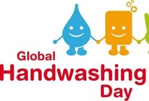 Health and fitness agenda: Global Handwashing Day