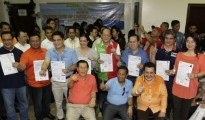 'Askal' Cayetano has no choice but campaign alongside Jamby