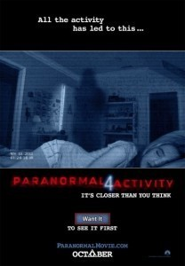 'Paranormal Activity 4′ takes global box office by storm