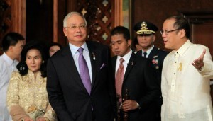 Malaysian PM to hold talks with Aquino before MILF deal signing