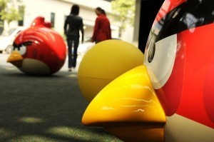 First 'Angry Birds' theme park announced for Asia