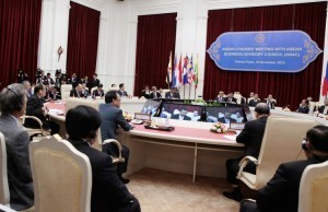 President Aquino urges ASEAN member-countries and South Korea to work together in fight against human trafficking