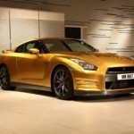 'Usain Bolt' Nissan GT-R auctioned for charity