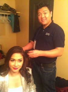 Colina Salons Expert Stylists supports Star Magic 20