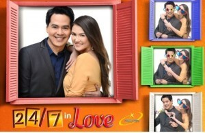 John Lloyd Cruz, Angelica Panganiban go soul searching in '24/7 In Love'