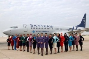 China's Xiamen Airlines joins SkyTeam