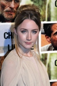 Saoirse Ronan among trio of candidates for Cinderella role
