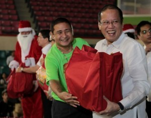 President Aquino vows to work harder to make government an effective servant of the people