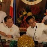 Palace: No ouster plot vs JPE over RH bill