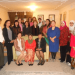 ASEAN WOMEN's CIRCLE IN LOS ANGELES (AWCLA) WELCOMES CONSUL GENERAL MARIA HELLEN BARBER DE LA VEGA