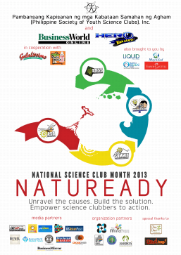 National Science Club Month 2013 – Philippines