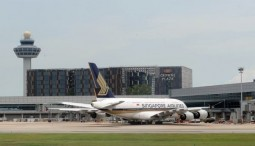 Singapore airport handles record 51 mn passengers