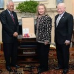 Philippines confers Legion of Honor on US Secretary of State Hillary Clinton
