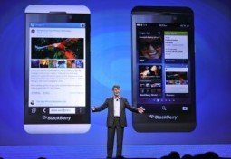 BlackBerry launch lives up to the hype but will the handsets attract new customers?