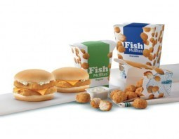 McDonald's US to sell only sustainable fish products