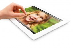 A 128GB iPad on the way?