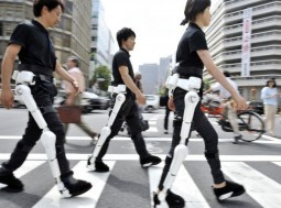 Japan robot suit gets global safety certificate