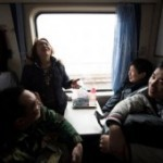 All aboard as millions race home for China's biggest holiday