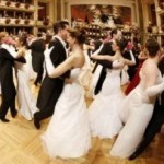 Sausages, Sisi, Sorvino — and music — at Vienna ball