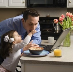 Breakfast refuels a kid's brain: study