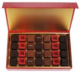 French chocolatier Jean-Paul Hévin launches Chinese New Year bonbons