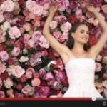 Natalie Portman sees pink for Dior