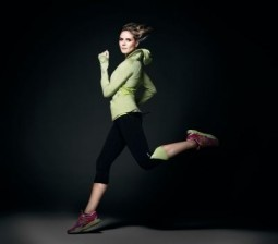Heidi Klum launches New Balance collection