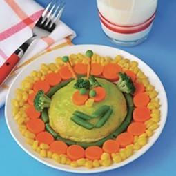 Making Veggies Fun to Eat