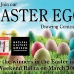 Natural History Museum teams up with Balita Media for the Easter Egg Drawing Contest