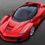 LaFerrari is a 1.2 million-euro hybrid supercar