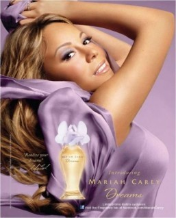Mariah Carey launches 12th perfume
